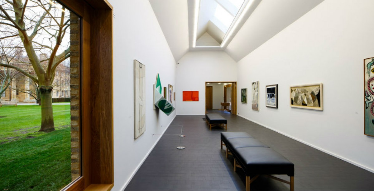 Heong Gallery, Downing College