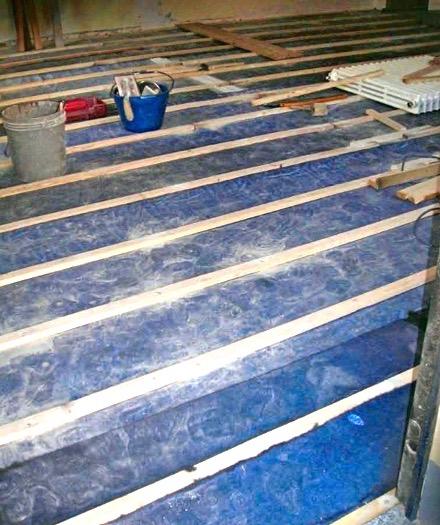 Thermablok Aerogel Blanket Floor Insulation