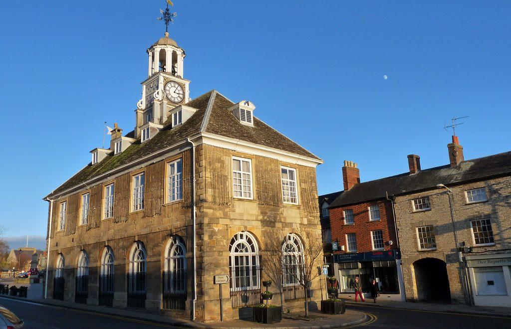 Brackley Town Hall