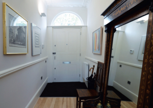 Grade II Listed Award Winning Passivhaus Retrofit Internal